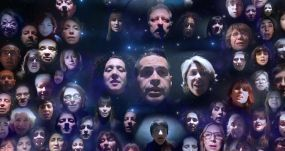 Participantes del 'Bohemian Rhapsody' de la iniciativa #YoCanto. FUNDACIÓN LA CAIXA