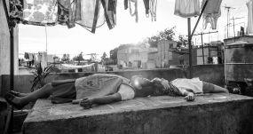 Fotograma de la película 'Roma', de Alfonso Cuarón. NETFLIX