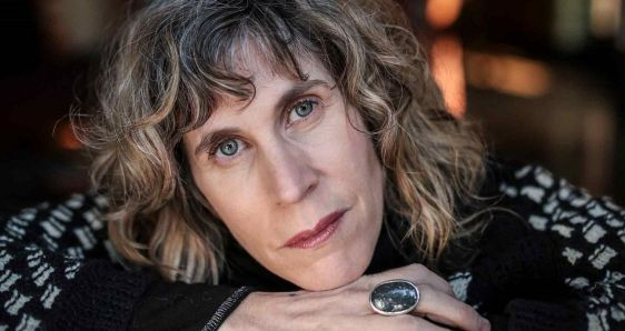 La escritora chilena Nona Fernández. SERGIO LÓPEZ ISLA