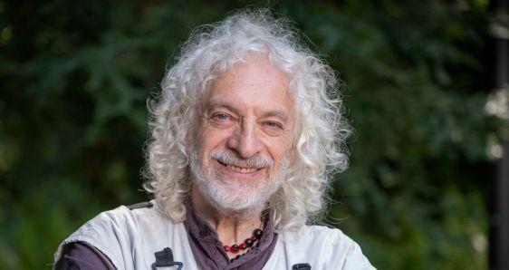 El biólogo y activista medioambiental argentino Raúl Montenegro. STEVE KURTZ