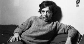 La escritora argentina Alejandra Pizarnik. ALICIA D'AMICO/CORTESÍAALICIA SANGUINETTI Y HUSO EDITORIAL