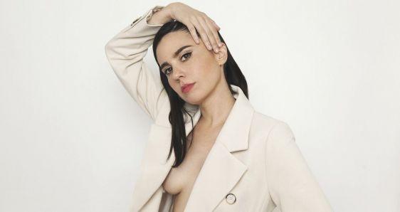 La cantante chilena Javiera Mena. RODPHOTOGRAPHY