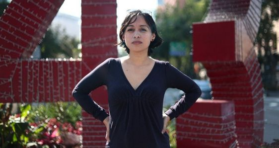 La escritora mexicana Brenda Navarro. ARCHIVO