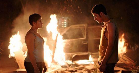 Fotograma de la película 'Noche de fuego', de Tatiana Huezo. THE MATCH FACTORY
