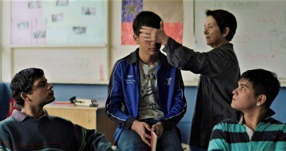 Fotograma de la película chilena 'Mis hermanos sueñan despiertos', galardonada en el Festival Internacional de Cine de Guadalajara. ARCHIVO