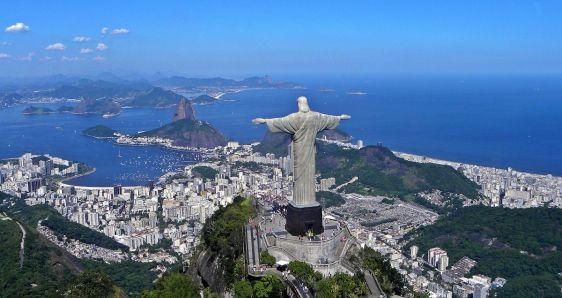 El Cristo Redentor del cerro Corcovado, símbolo de Río de Janeiro y de Brasil que cumple 90 años. ARTYOM SHARBATYAN CC BY SA 30