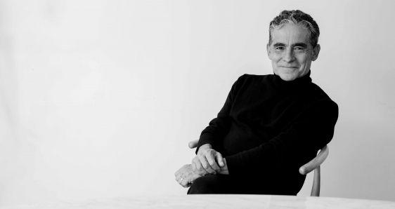 El arquitecto mexicano Felipe Leal. VÍCTOR BENÍTEZ