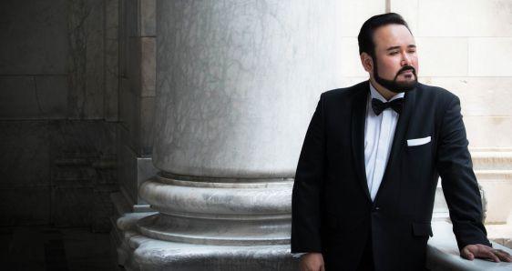 El tenor mexicano Javier Camarena. SPINTO