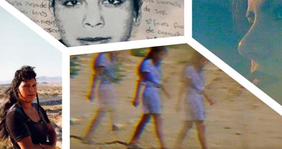 Fotogramas del documental 'Señorita extraviada' (2001), de la directora mexicana Lourdes Portillo. WAY TO BLUE/ELENA CANTÓN
