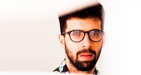 El escritor y periodista cubano Carlos Manuel Álvarez. SEXTO PISO/LEANDRO FEAL