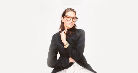 La diseñadora de moda estadounidense Jenna Lyons. MEI TAO